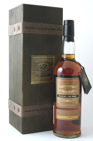 Glenmorangie Oloroso Cask Finish-30 year old