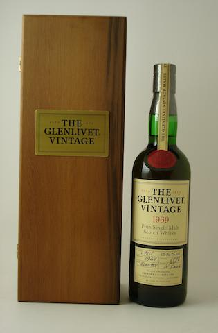 The Glenlivet Vintage-1969