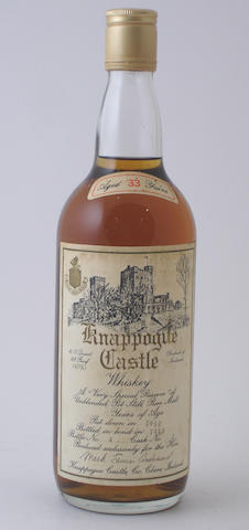 Knappogue Castle-33 year old-1950