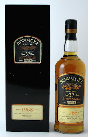 Bowmore-37 year old-1968
