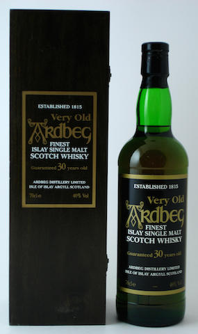 Ardbeg-Guaranteed 30 year old