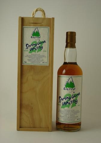 Springbank Everest Challange-27 year old-1965
