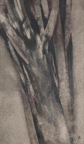 Sohrab Sepehri (Iran, 1928-1980) Untitled