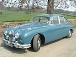 Never restored,1961 Jaguar Mk2 3.8-Litre Sports Saloon/Manual Overdrive  Chassis no. 204301DN Engine no. LB3812-8