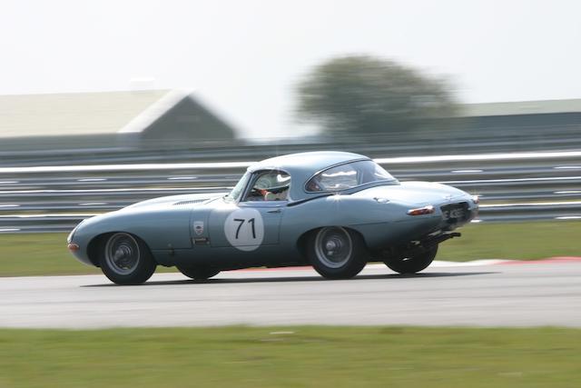 1964 Jaguar E-Type 3.8-Litre 'Series 1' Roadster