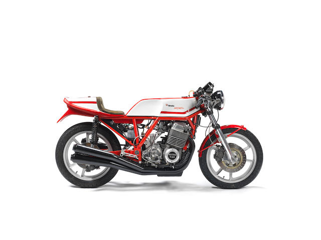 1975 Bimota 970cc HB1 Frame no. 357588 Engine no. CB750E-2426888