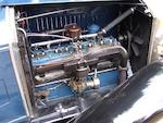 Formerly the property of Led Zeppelin manager, Peter Grant,1929 Pierce-Arrow Model B Doctor's Coupe Chassis no. 2005449 Engine no. 123379