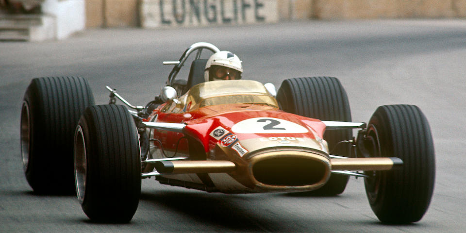 1969 Lotus 49B GP Single Seat
