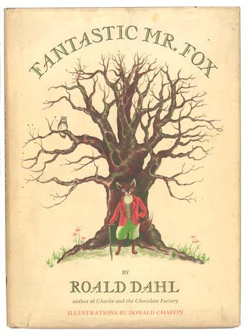 DAHL (ROALD) Fantastic Mr Fox, first edition, New York, Alfred Knopf, 1970