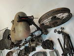 Property of a deceased's estate, 1939 Brough Superior 990cc SS80 Project Frame no. M8/2094 Engine no. BS/X 4757