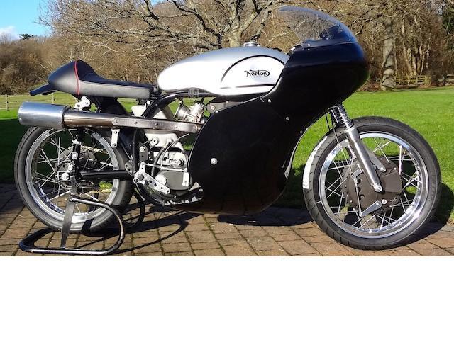 Norton 350cc Manx Replica Frame no. RER-1 Engine no. 305