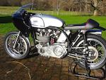 Norton 350cc Manx Replica Frame no. RER-1 Engine no. 305