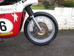 BSA 750cc Rocket III 'Rob North' Racing Motorcycle