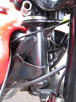 1958 BSA 646cc A10 Super Rocket Frame no. none Engine no. CA10R 7692