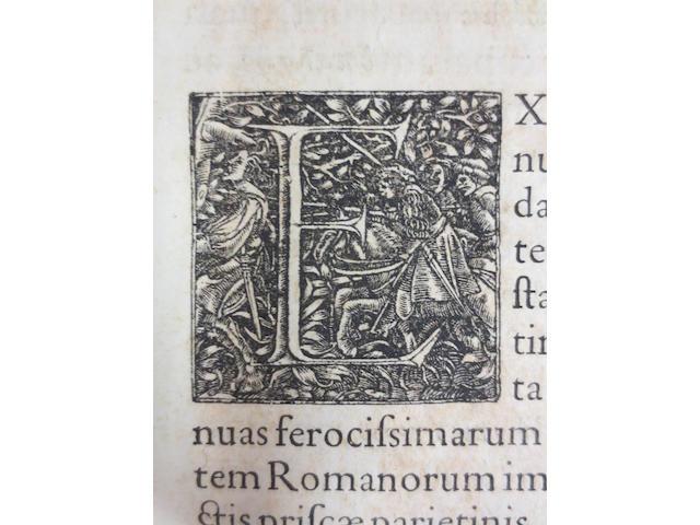 LEUNCLAVIUM (JOHANNES) LX librorum Basilikon id est, universi iuris Romani, auctoritate principum Rom. Græcam in linguam traducti; Novellaie constitutiones imperatorum X, 1575--HALOANDER (GREGORIUS, editor) Corpus juris civilis, novellarum constitutionum DN. iustiniani principis, quae exstant, et ut exstant, volumen, 1531 (2)