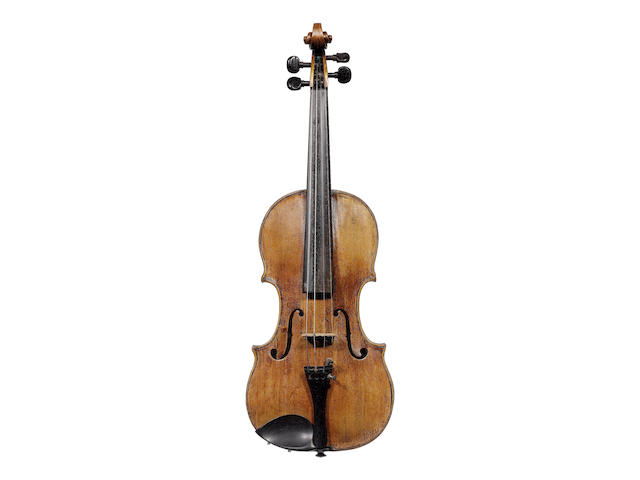 A Violin ascribed to Andrea Guarneri, Cremona 1682 (2)