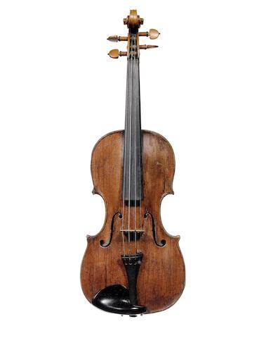 A Violin of the Florentine School circa 1760 (2)
