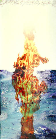 Fereydoun Ave (Iran, born 1945) Fire and Water 3