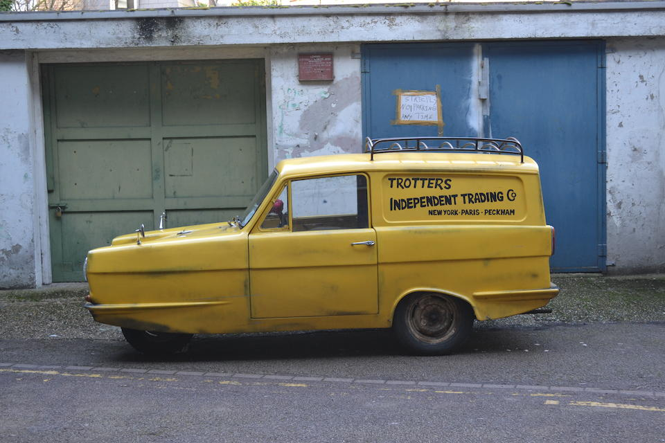 1966 Reliant  Regal Van 'Only Fools and Horses' Replica  Chassis no. 664921 Engine no. 105971