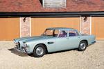 1962 Aston Martin Lagonda Rapide Sports Saloon Chassis no. LR/108/R Engine no. 400/108