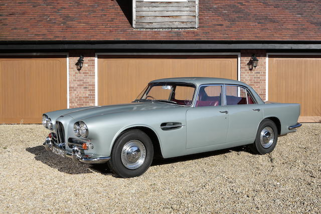 1962 Aston Martin Lagonda Rapide Sports Saloon Chassis no. LR/108/R Engine no. 400/108
