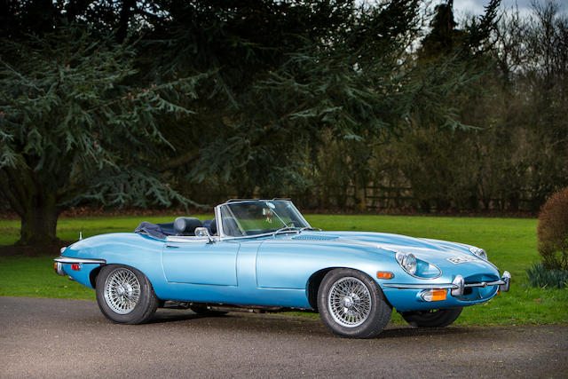 1967 Jaguar E-Type 4.2-Litre Series 2 Roadster  Chassis no. 1R 10748