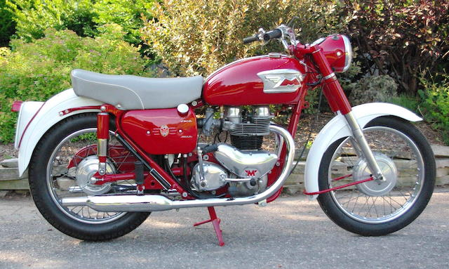 1962 Matchless 750cc G15/45 Frame no. A82895 Engine no. G15/45 117