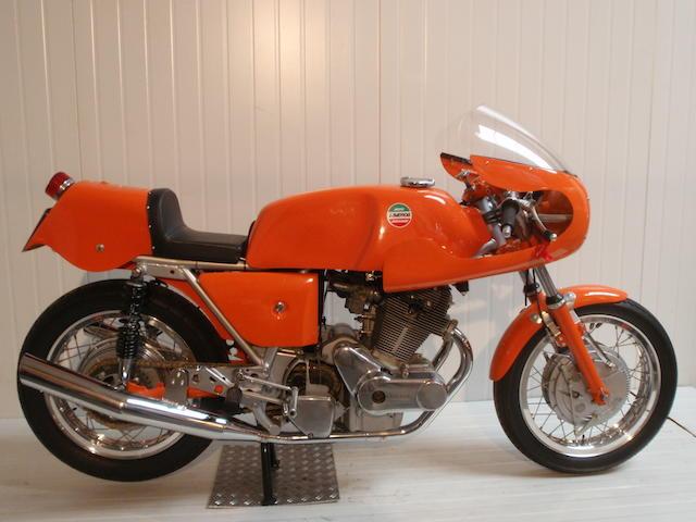 1971 Laverda 750SFC Replica Frame no. LAV 750F 4489 Engine no. 750 4489