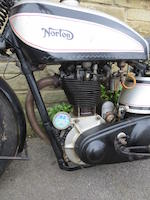 1933 Norton 490cc CS1 Frame no. 50102 Engine no. CS 52756