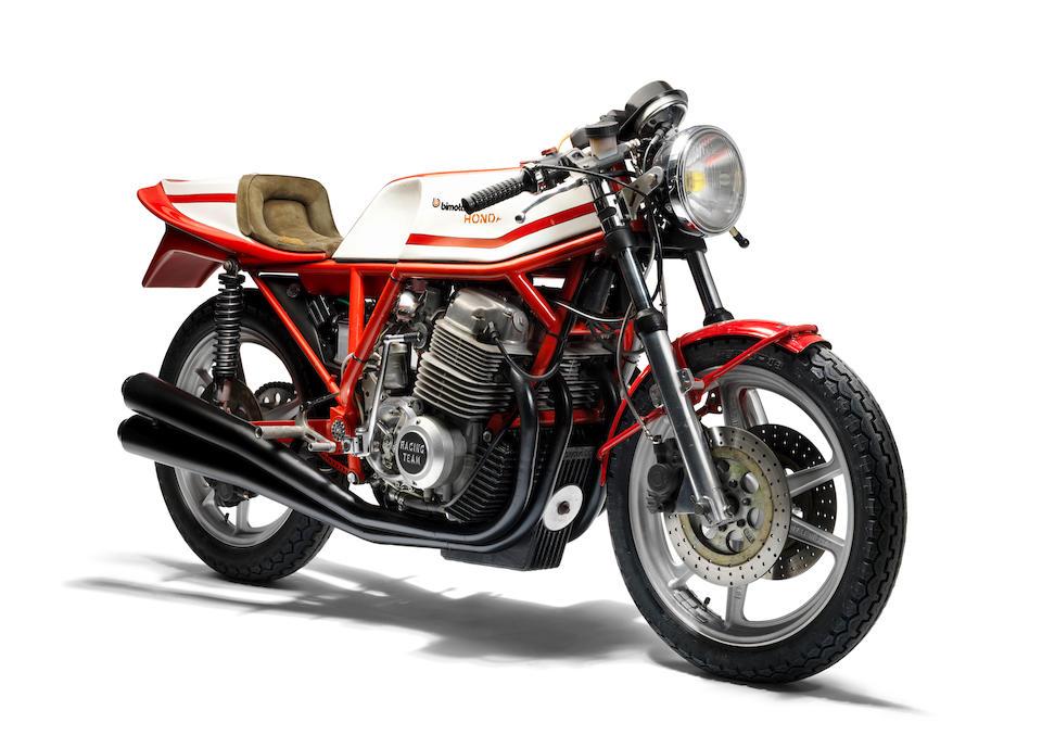 1975 Bimota 970cc HB1 Frame no. 357588 Engine no. CB750E-2426888