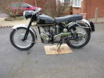 1960 Velocette 350cc Viper Frame no. RS/13636 Engine no. VR1682