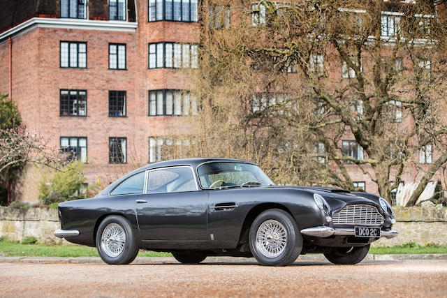 1965 Aston Martin DB5 Sports Saloon  Chassis no. DB5/1772/R Engine no. 400/1750