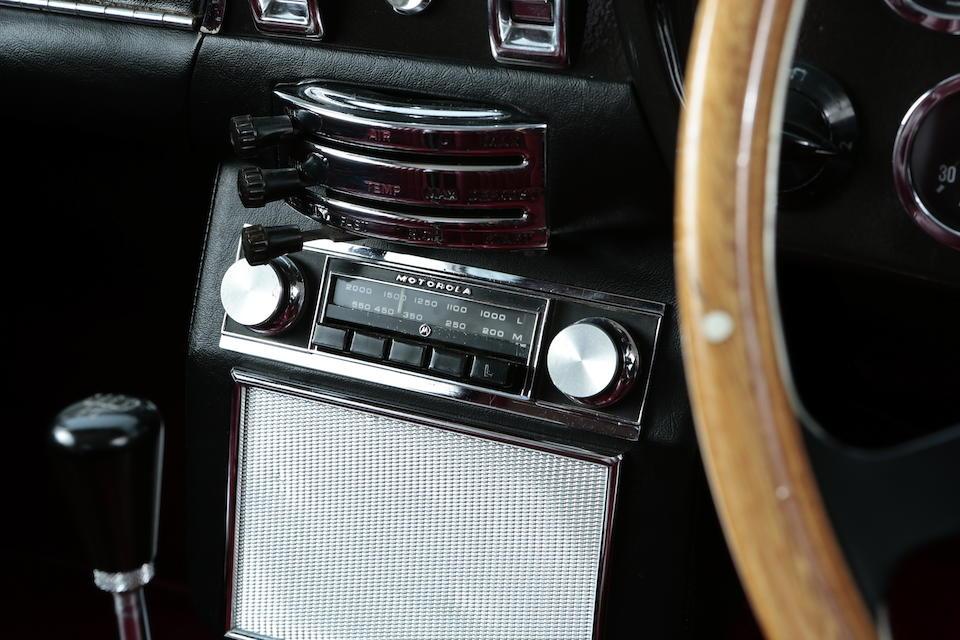 1965 Aston Martin DB5 Sports Saloon  Chassis no. DB5/1772/R Engine no. 400/1750