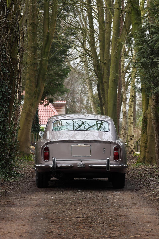 Original left hand drive, manual five speed transmission,1967 Aston Martin DB6 Vantage Sports Saloon Chassis no. DB6/2743/LN Engine no. 400/2730/V