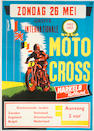 Seven Dutch and Czechoslovakian Motocross race posters,