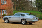 1967 Aston Martin DB6 4.2-Litre Sports Saloon to Vantage Specification  Chassis no. DB6/2877/R Engine no. 400/3035