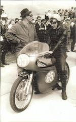 Ex-Joe Potts, Alistair King, Joe Dunphy, 1961 Norton 350cc Manx Racing Motorcycle Engine no. 97315