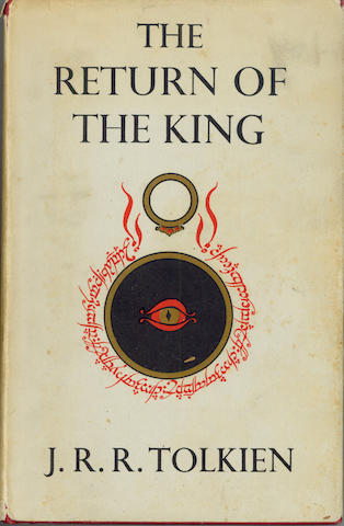 TOLKIEN (J.R.R.) The Return of the King, FIRST EDITION, 1955