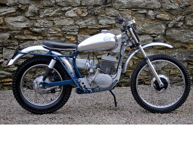 1963 Greeves 250cc 24TES Scottish Trials Frame no. 24TES 414 Engine no. 453-DC-3320