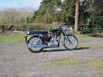 1967 Velocette 499cc Venom Thruxton Frame no. RS 19213 Engine no. VMT 501