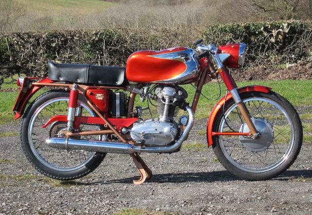 1960 Ducati 175cc 'Silverstone' Frame no. 151768DM Engine no. 78833DM175