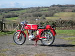 1972 Ducati 248cc Barcelona 24 Horas Frame no. MD97656 Engine no. 24H MD97735