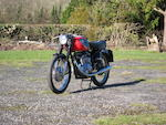 1955 Parilla 175cc MDS Turismo Frame no. 403217 Engine no. 403217