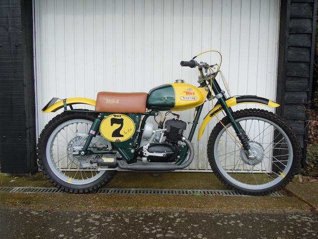 c.1958 BSA 150cc Bantam Special