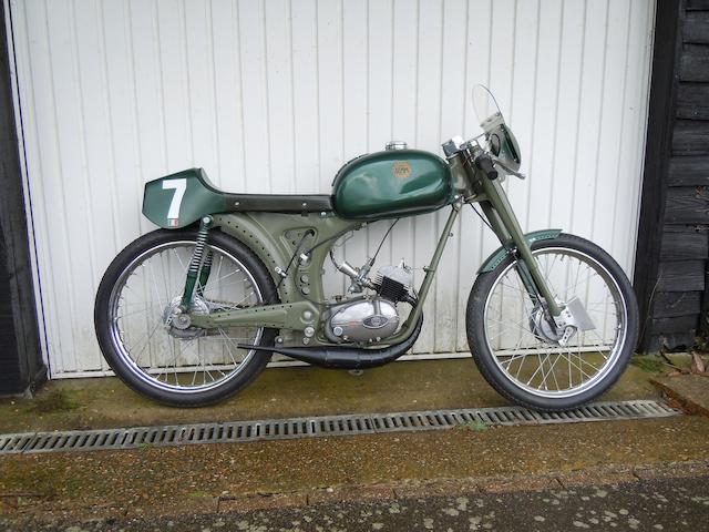 1960 DEMM 50cc Lusso Sports Special Engine no. 201409