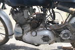 1950 Vincent 499cc Comet Project Frame no. RC/1/6401 Engine no. F5AB/2A/4501