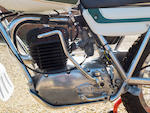 1980 Ossa 250cc MAR Trials Motorcycle Engine no. M340211