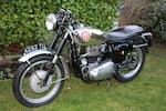 1963 BSA 646cc Rocket Gold Star Frame no. GA10 1604 Engine no. DA10R 10261