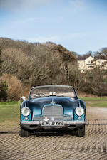1952 Aston Martin DB2 Drophead Coupé  Chassis no. LML/50/203 Engine no. VB6B/50/1080