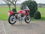 1957 Norton 750cc 'Dunstall Atlas' Frame no. M14 71959 Engine no. N15CS/118692